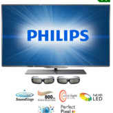 Philips LCD LED 46PFL8007 :: VIDEO MEGA-TEST Najnowsza seria 8000
