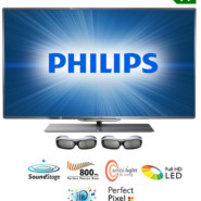 Philips LCD LED 46PFL8007 :: VIDEO MEGA-TEST Najnowsza seria 8000