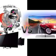 TEST: Philips 60PFL9607 vs Sony 55HX950 – pojedynek najlepszych LCD 2012!